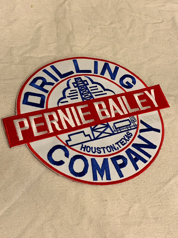 """PATCH """" DRILLING COMPANY """""""