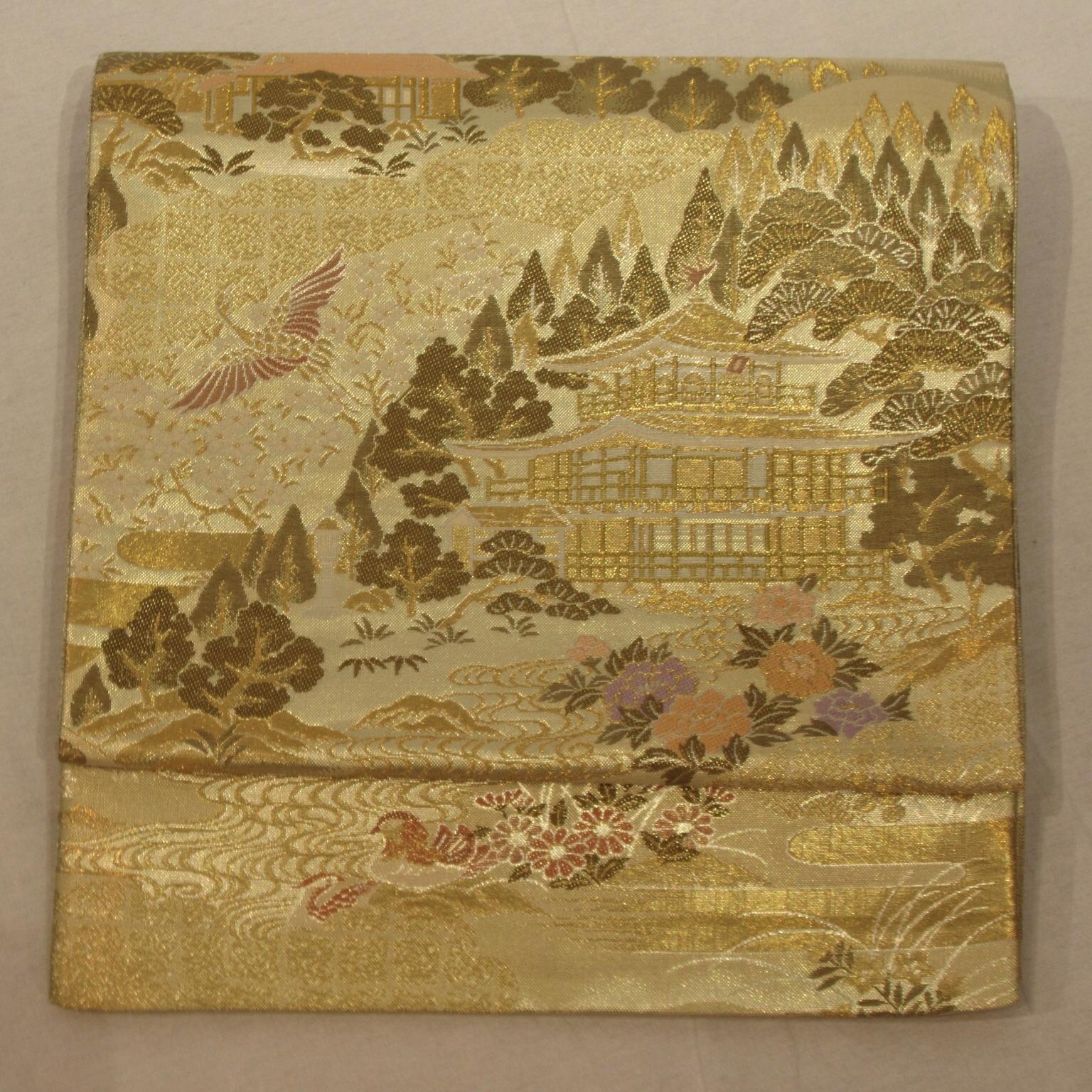 O−221佐賀錦袋帯
