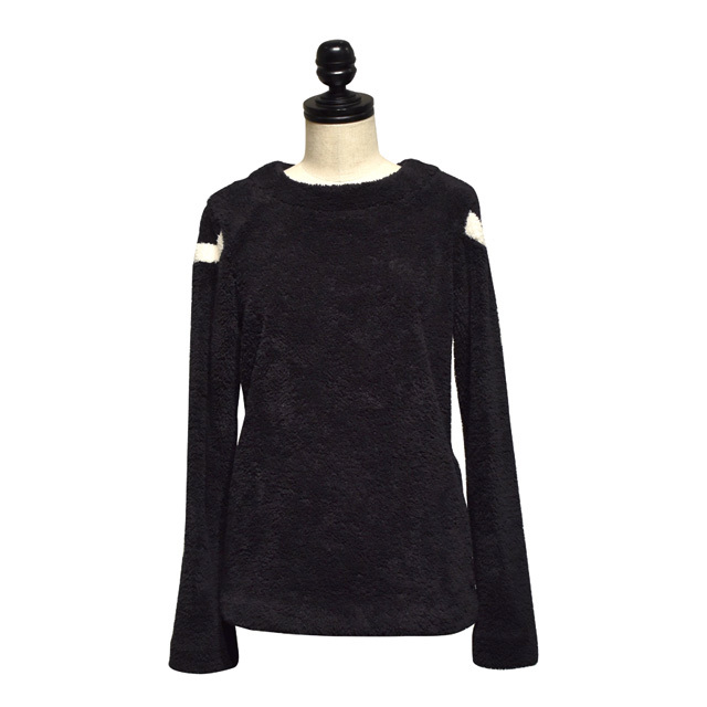 INFANANYMOUS / Eye Pullover / Black