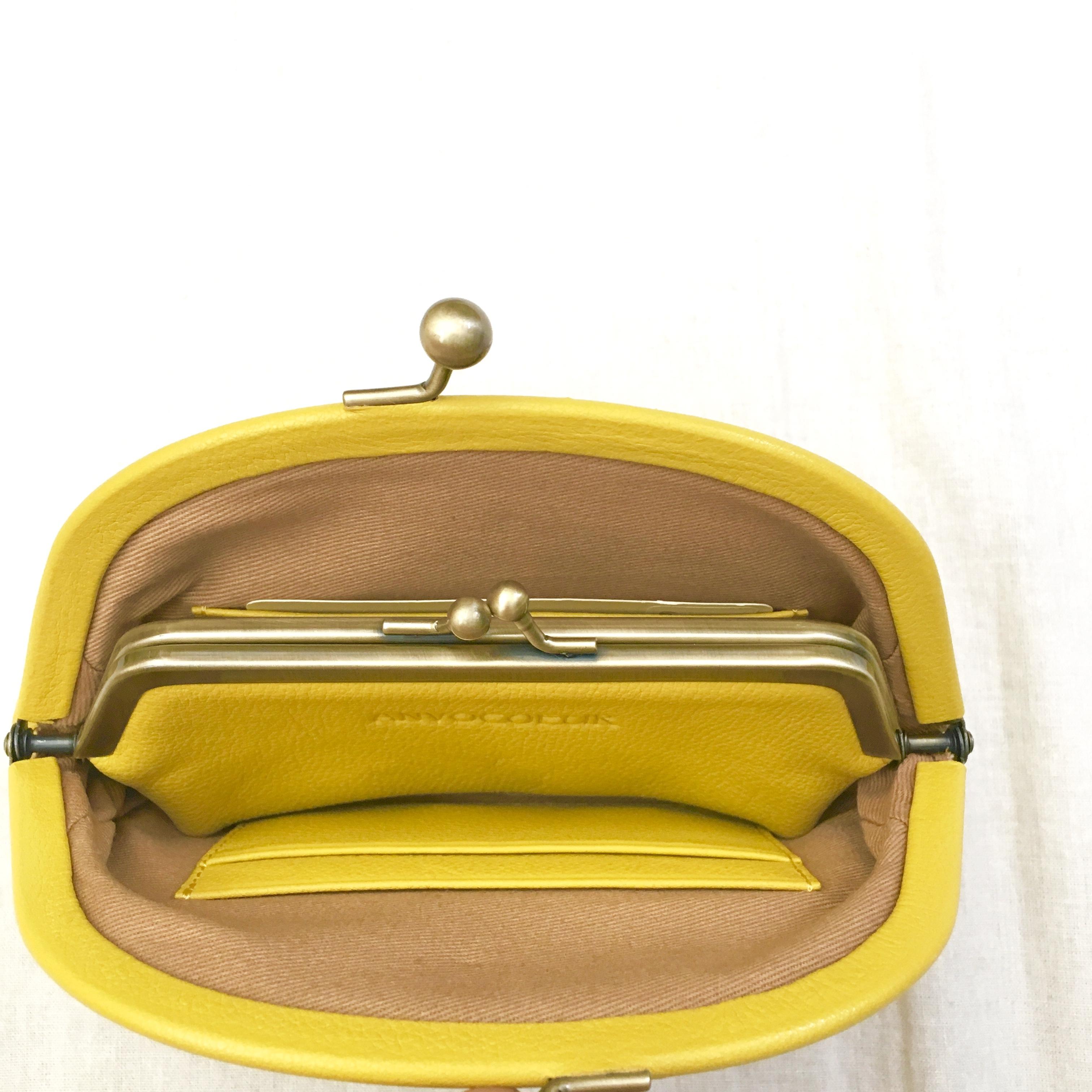 ANVOCOEUR Marietta Short wallet