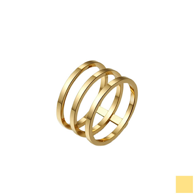3 line ring