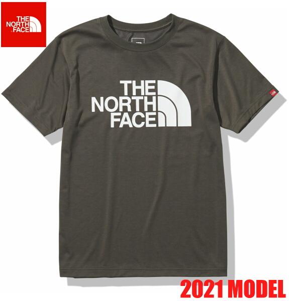 ノースフェイス 半袖 Tシャツ メンズ THE NORTH FACE ショートスリーブカラードームティー 2021年モデル NT32133 ニュートープ