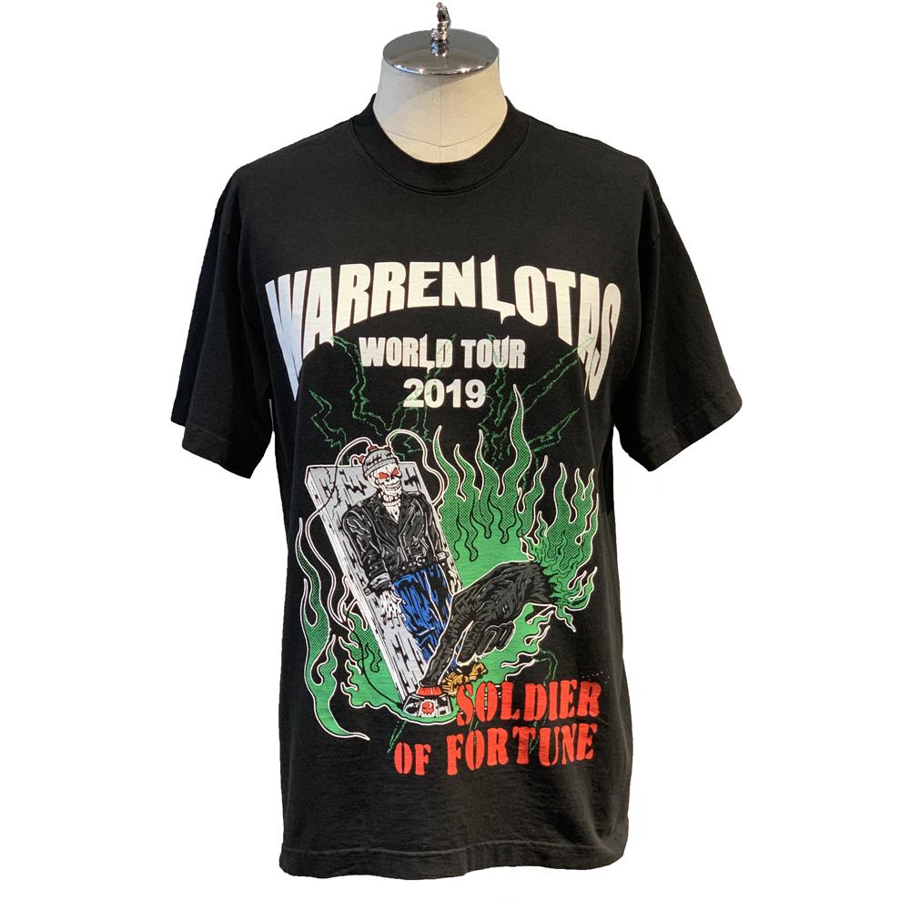 WARREN LOTAS World Tour T-sh