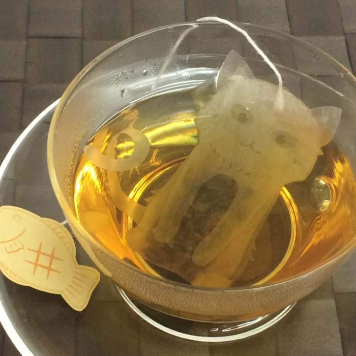 ocean tea bag chat