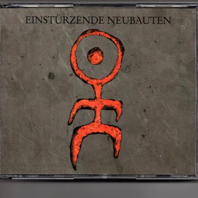 【CD x2・英盤】Einstürzende Neubauten / STRATEGIES AGAINST ARCHITECTURE Ⅱ