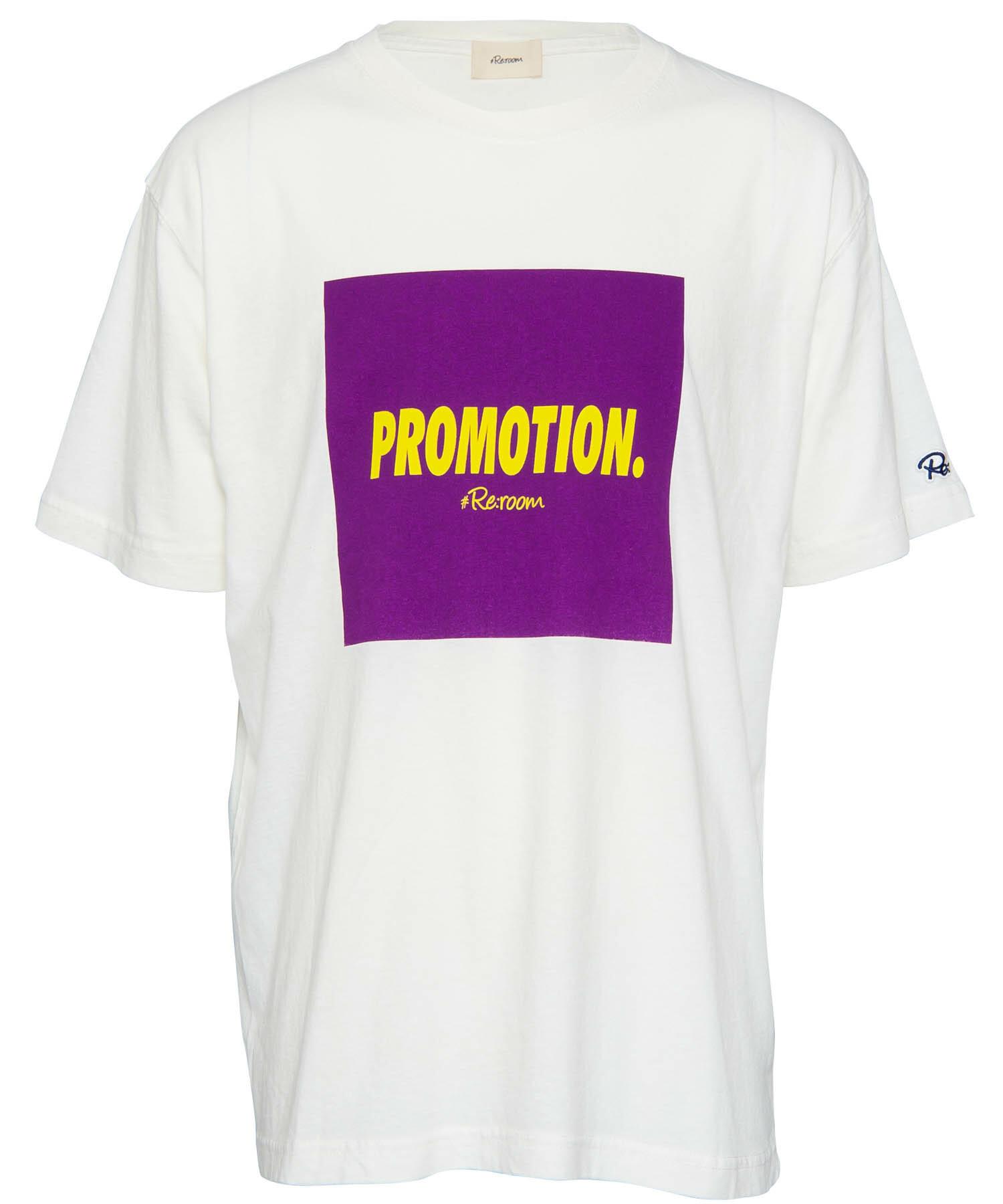 PROMOTION NEON BOX LOGO T-shirt[REC292]