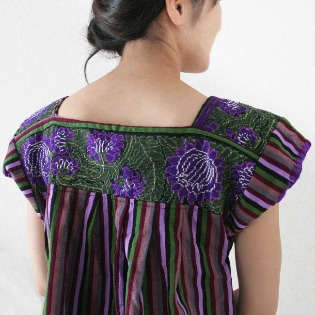 Ocosingo刺繍ブラウス / M-Lsize /264/ MEXICO メキシコ