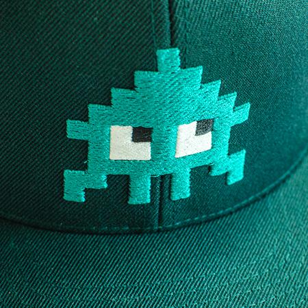 スプラトゥーン  イカベーダー CAP フォレストグリーン / THE KING OF GAMES