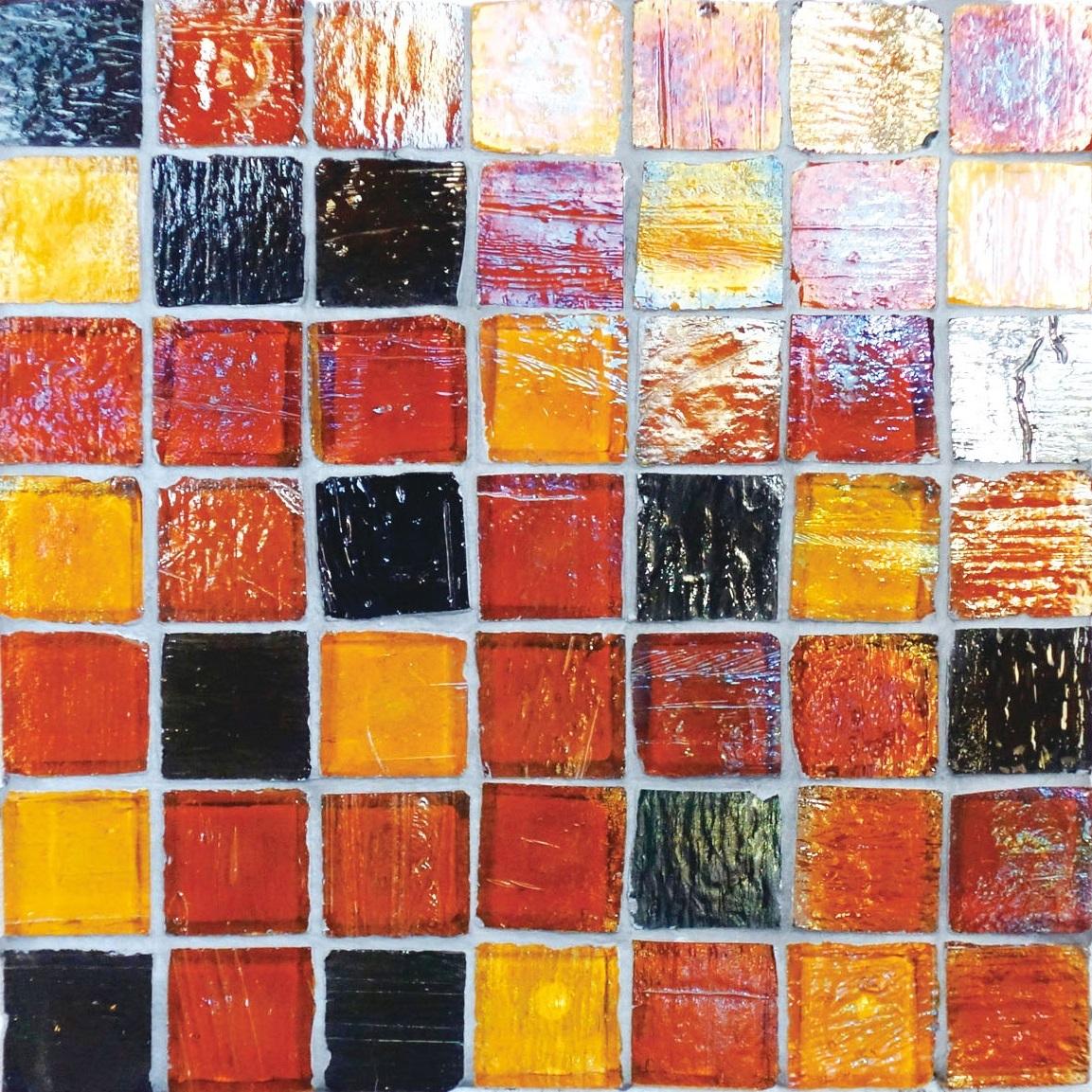Staind Grass Mosaic【Mix g】ステンドグラスモザイク【ミックス g】