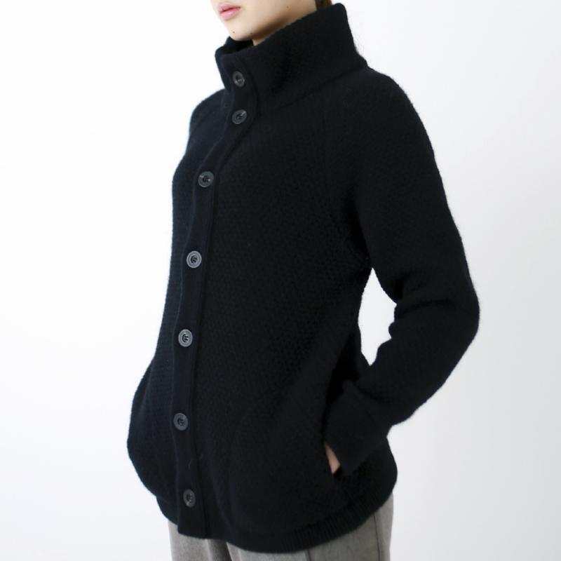 410003 Stand Collar Blouson(ブラック)