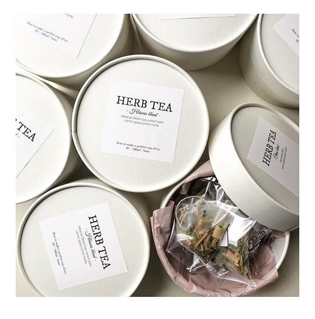 12 tea bag set