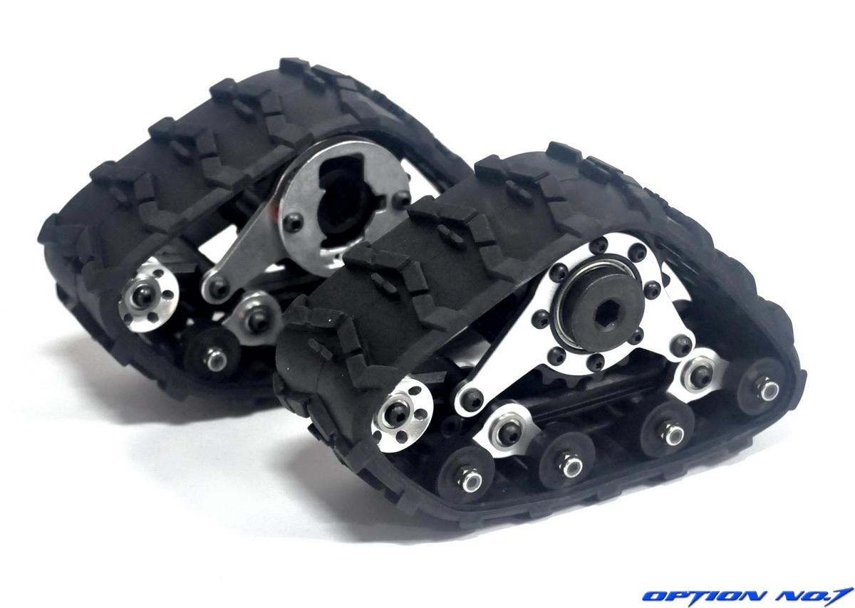 オプションNo1 CC-01リヤ用 キャタピラユニット K3101
