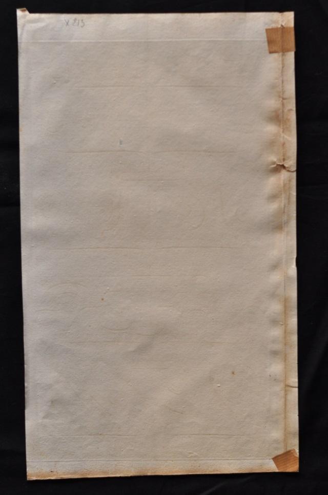 フランス百科全書(飾り文字のためのペンの扱い方)