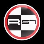 ゴーバッジ(★在庫処分★)(CD0576 - MINI R57 RED) - 画像1