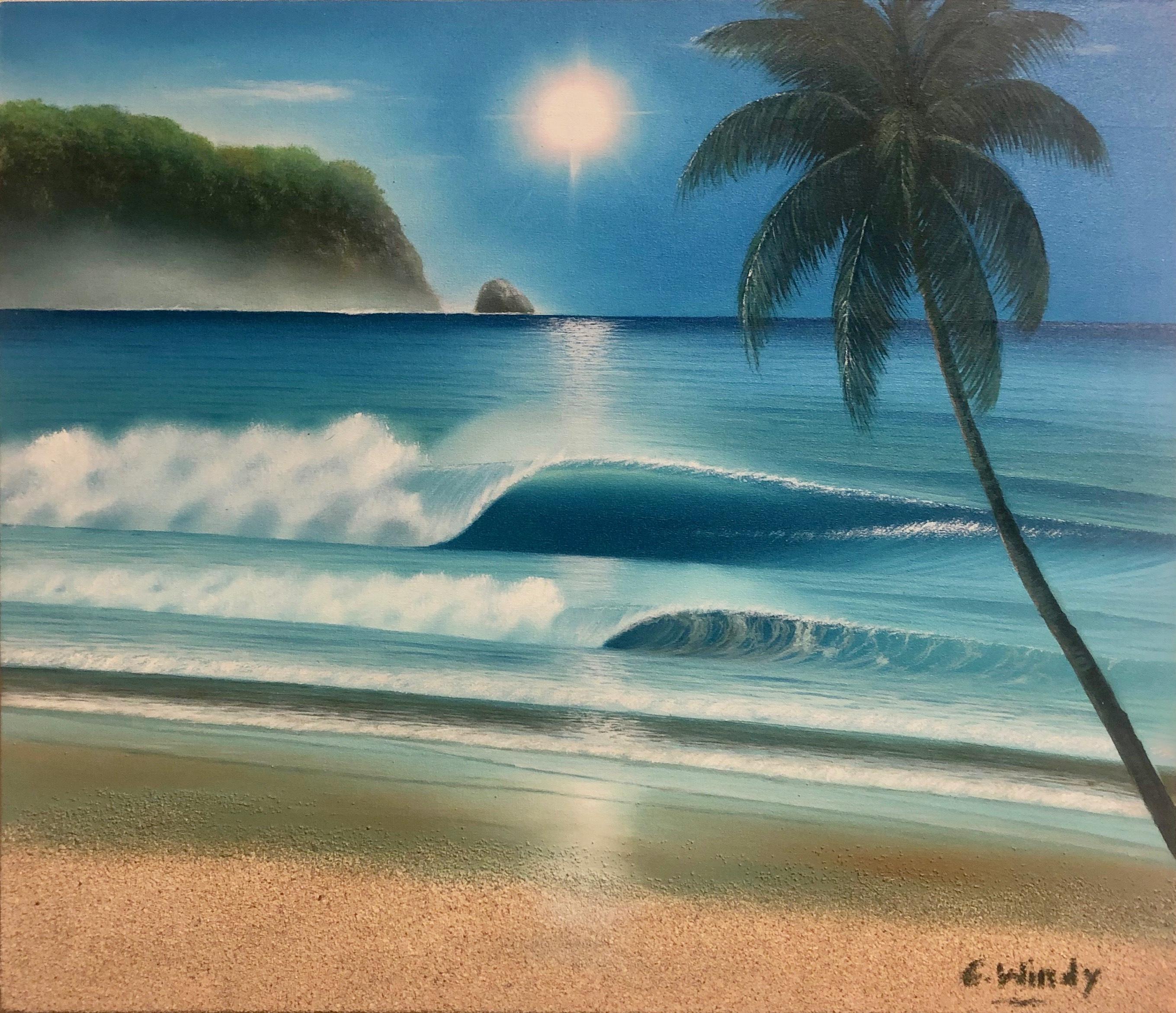 Dreamland Wave Art F10+Realsand