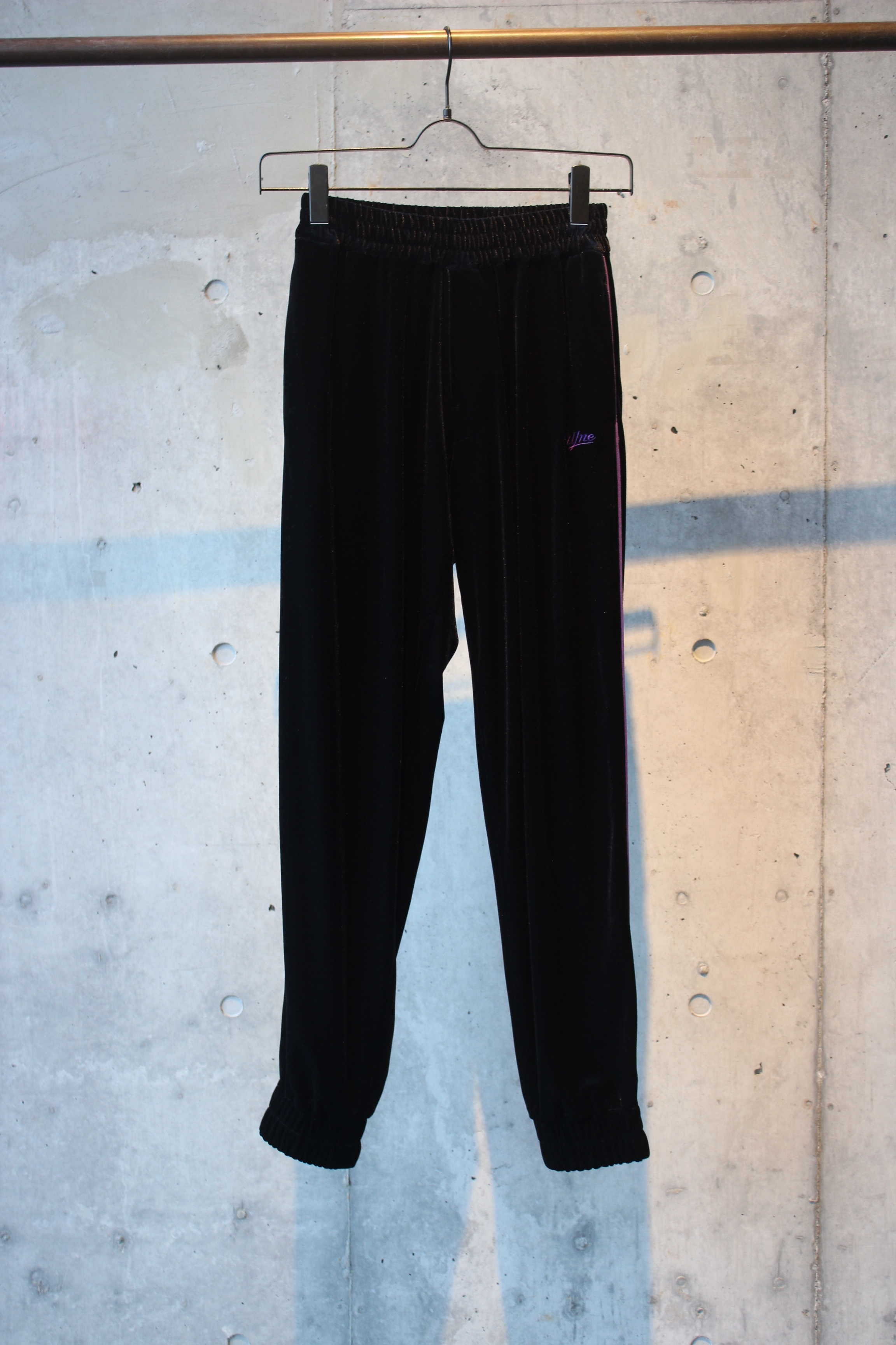 【50%OFF】velour pants - 画像1