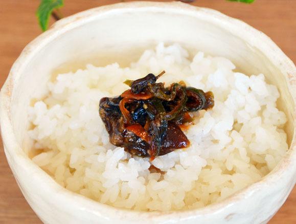 手作り落葉茸の三升漬 - 画像3