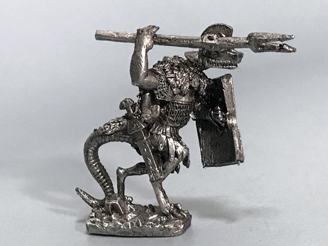 リザードマンの近衛兵(3体) - 画像3