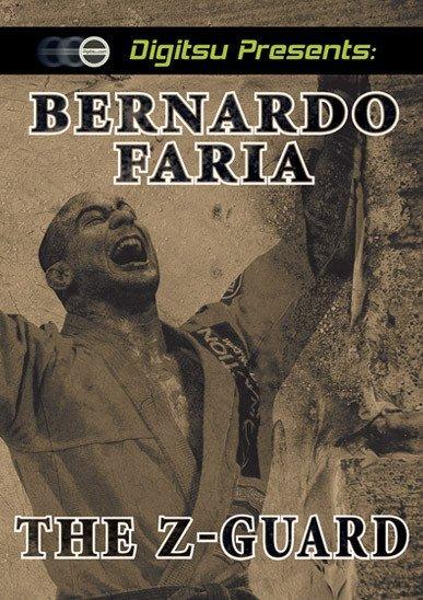 Zガード ベルナルド・ファリア DVD2枚組|ブラジリアン柔術テクニック教則DVD