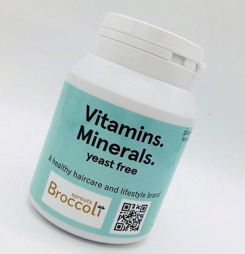 ビタミン&ミネラル  yeast free
