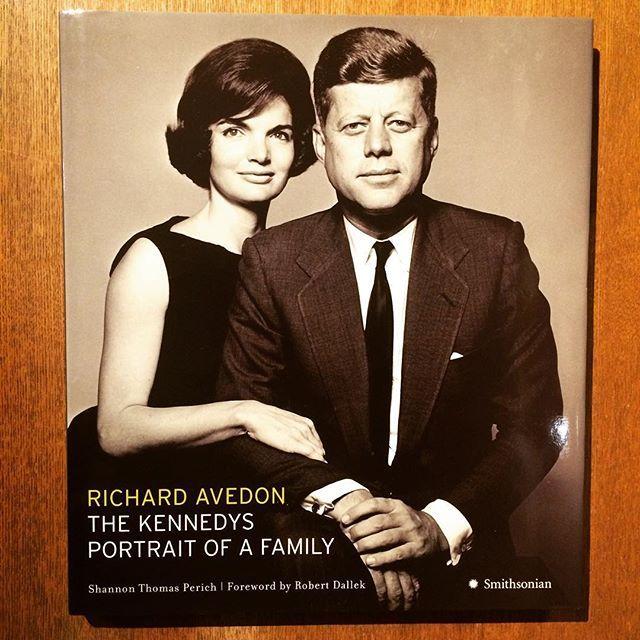 写真集「The Kennedys: Portrait of a Family/Richard Avedon」 - 画像1