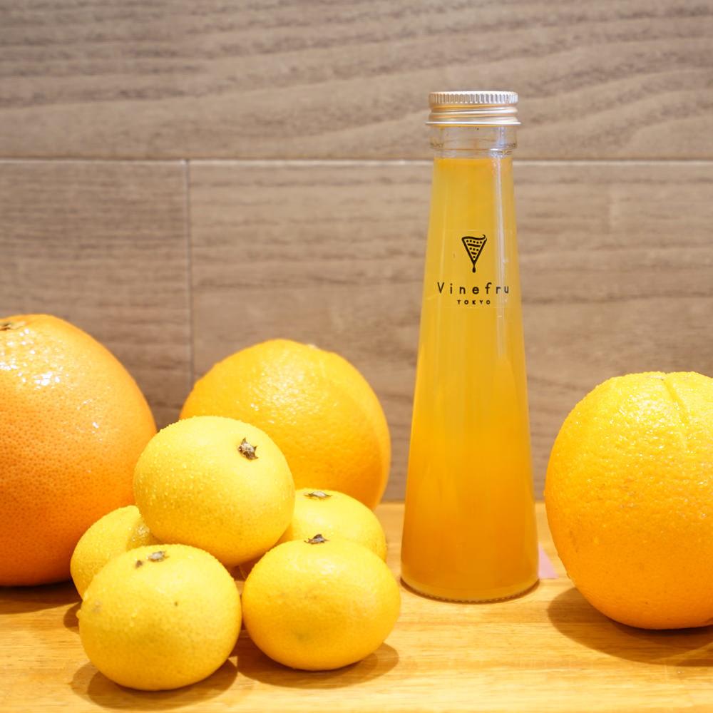 愛媛県産柑橘MIX 130ml 4倍濃縮