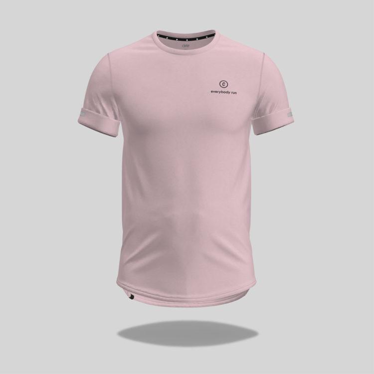 CIELE  シエル MENS NSB TShirt – Pace Rowly メンズ NSB Tシャツ ペース Rowly(ピンク) 5041909【Tシャツ】