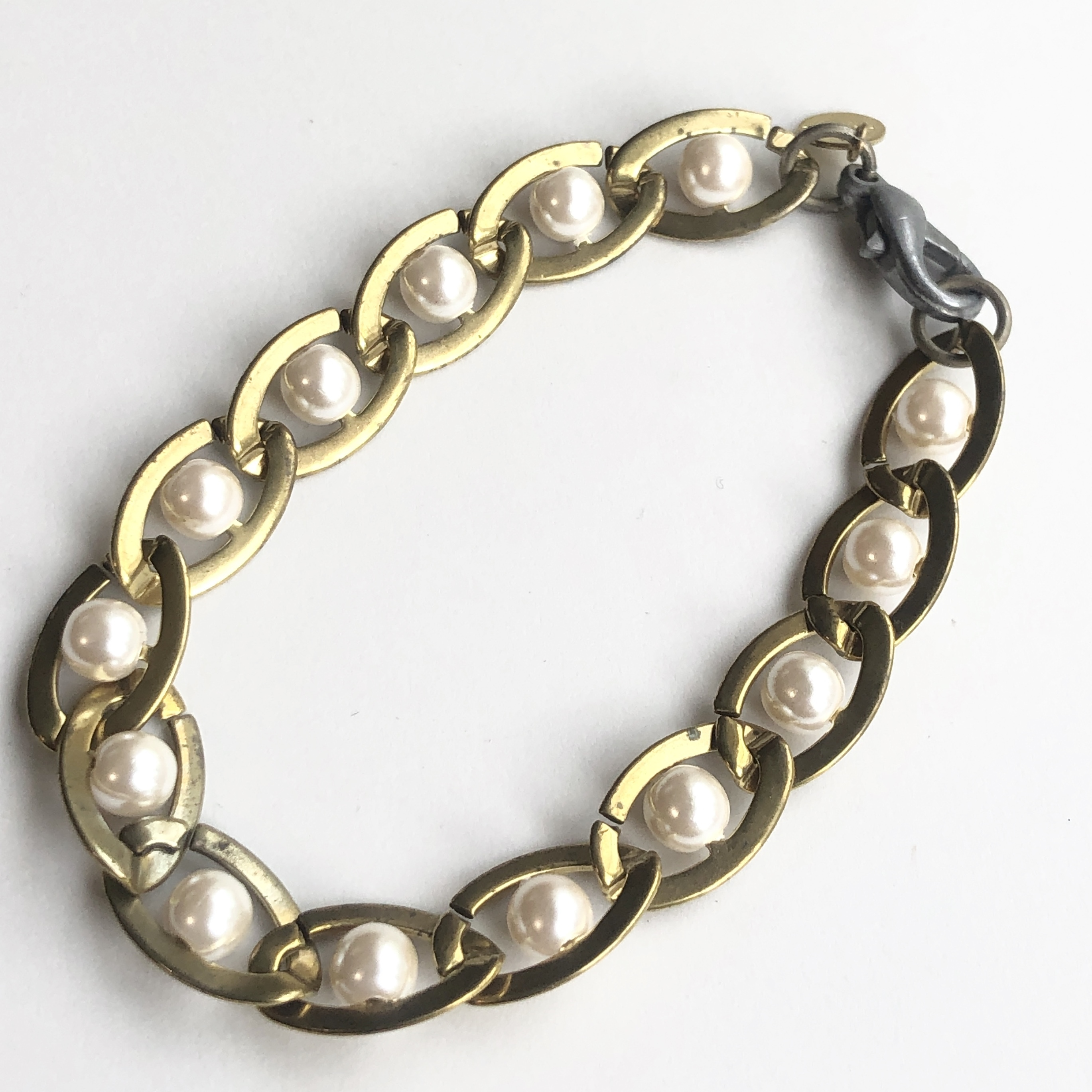Double chain bracelet BT-010