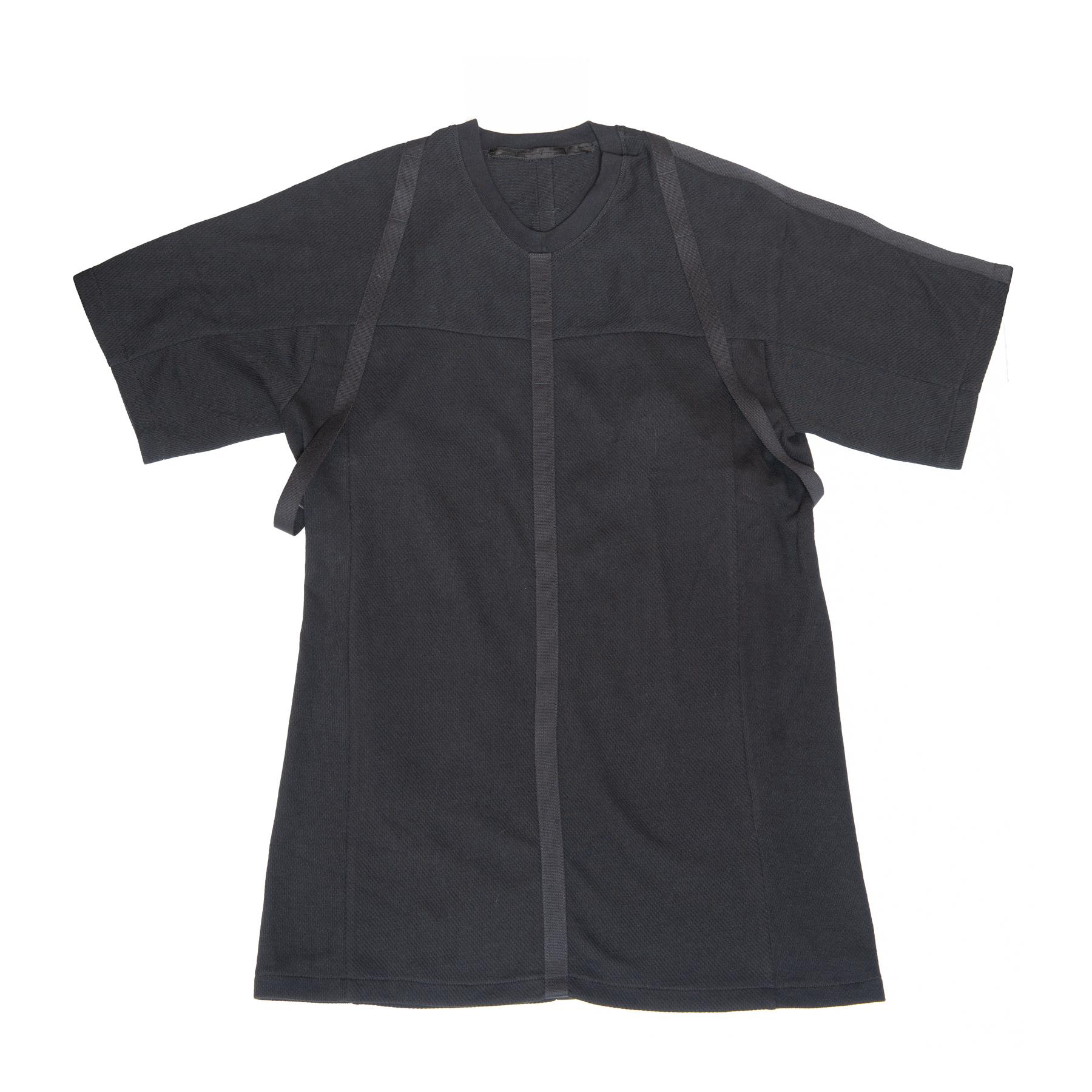 617CUM18-S-BLACK / ハーネスT-シャツ