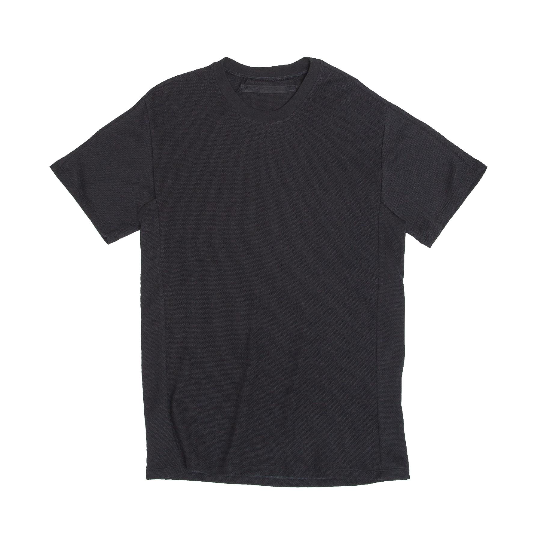 620CUM8-BLACK / クルーネックT-シャツ ver.1