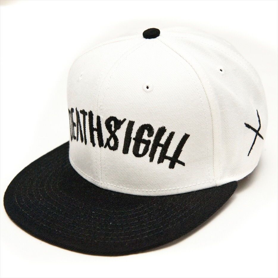 """deathsight"" CAP / WHITE - 画像1"