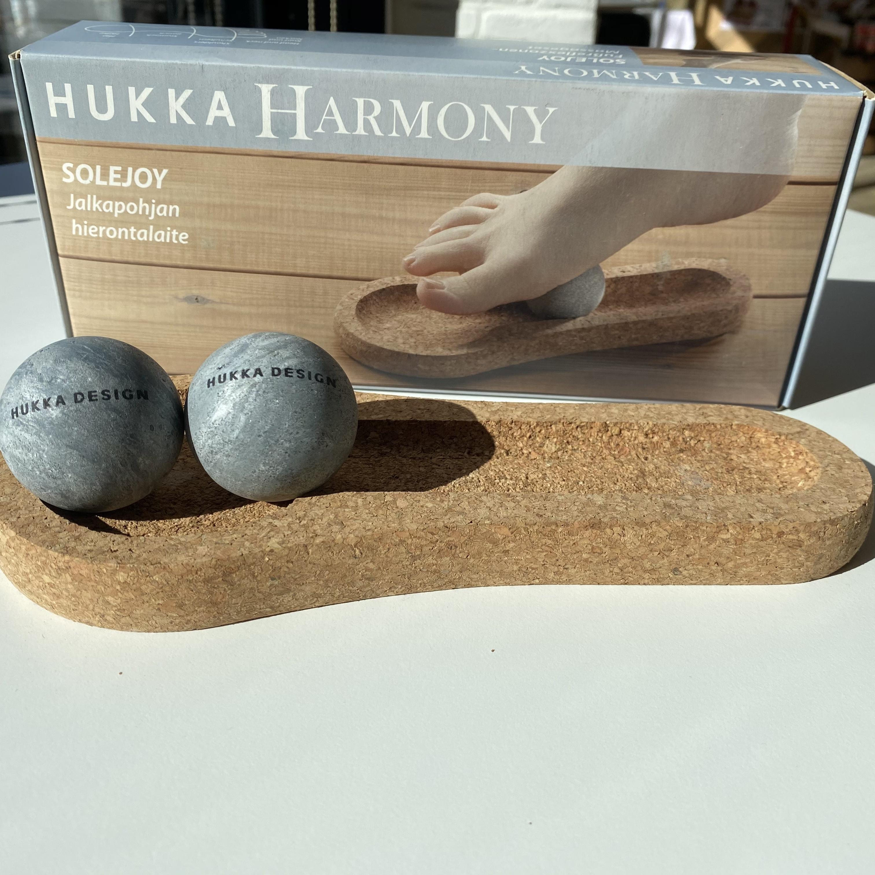 HUKKA DESIGN ソールジョイ マッサージボールセット(ボール2個付)