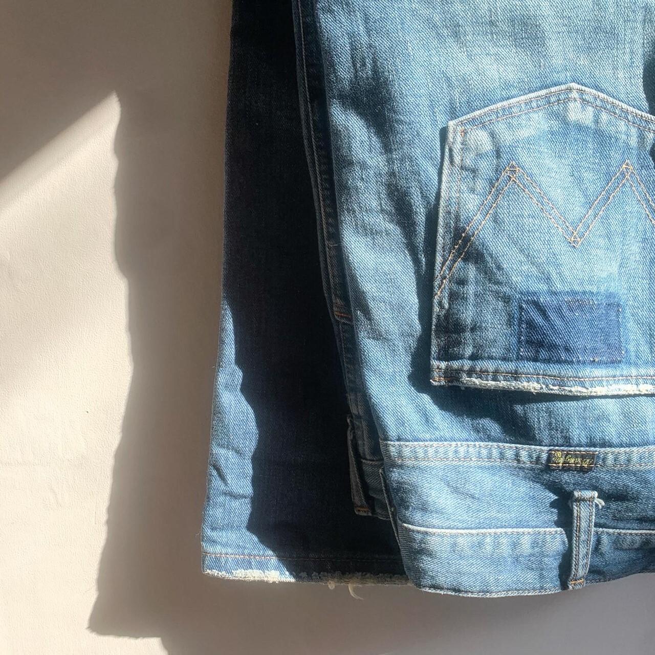 """【今だけ送料無料】USED """" Wrangler  boot-cut jeans / ラングラー ブーツカットジーンズ """""""