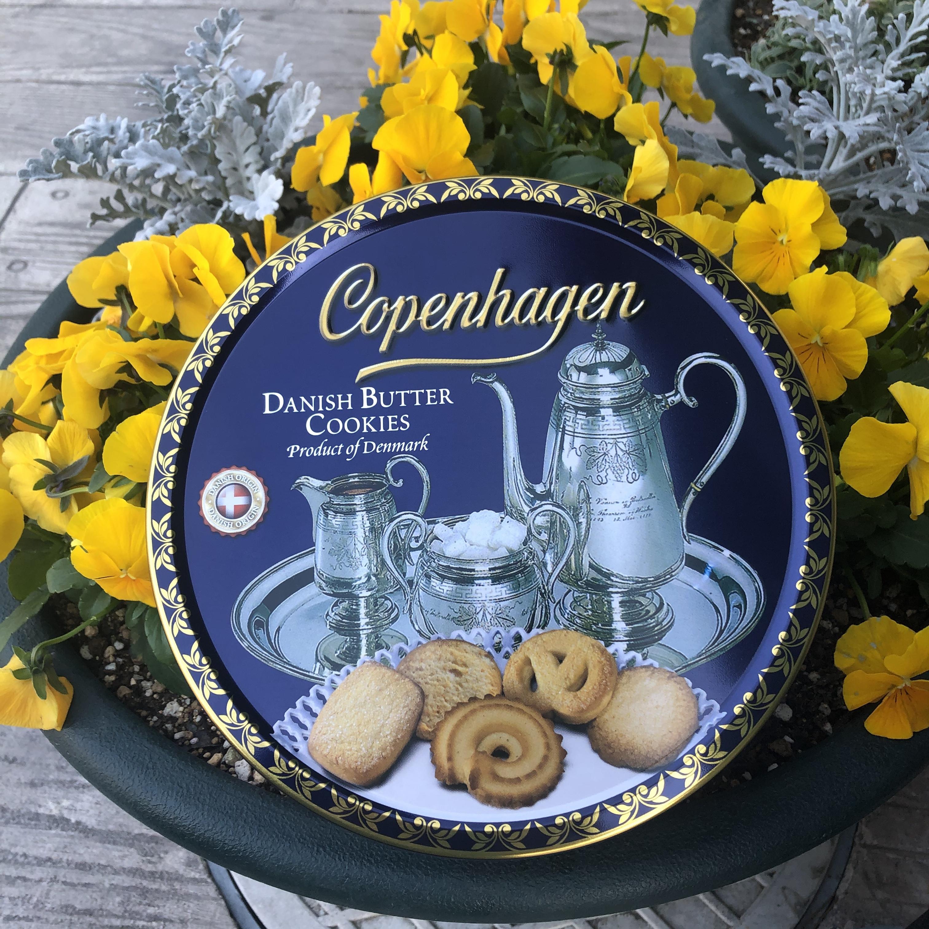 コペンハーゲン バタークッキー