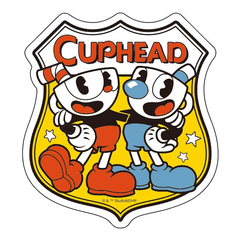 CUPHEAD ( カップヘッド )  トラベルステッカー (15) / エンスカイ