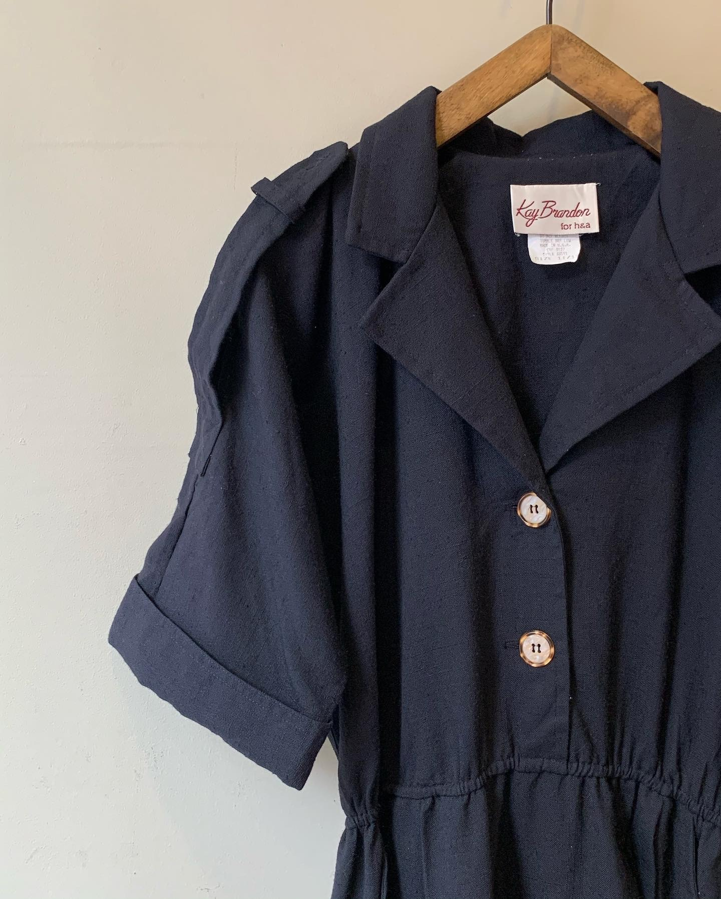 【SALE】vintage dolman design onepiece