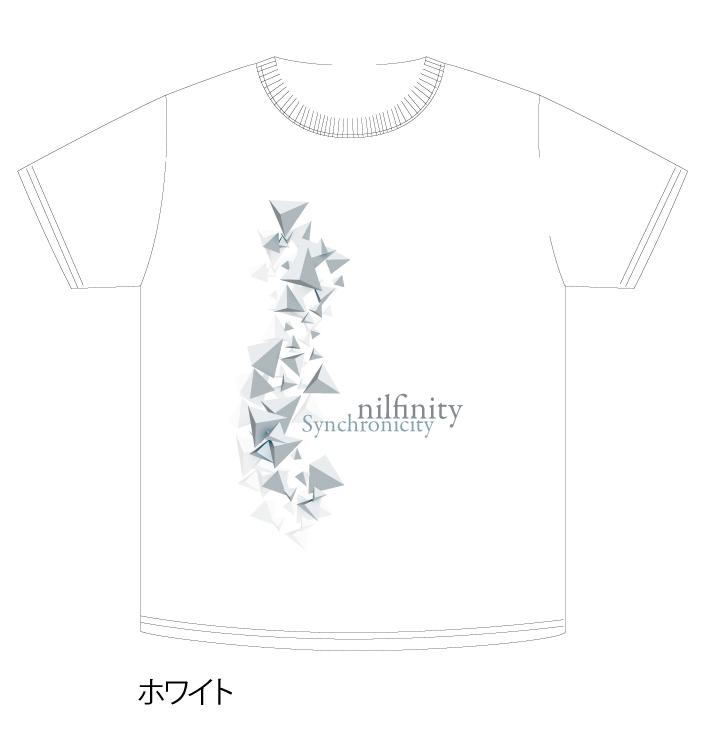 "nilfinity / Tシャツ""Synchronicity"""