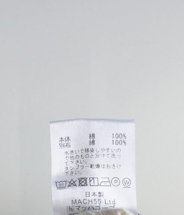 MASTER&Co. マスターアンドコー ベルト付きチノパンツ (品番mc076)