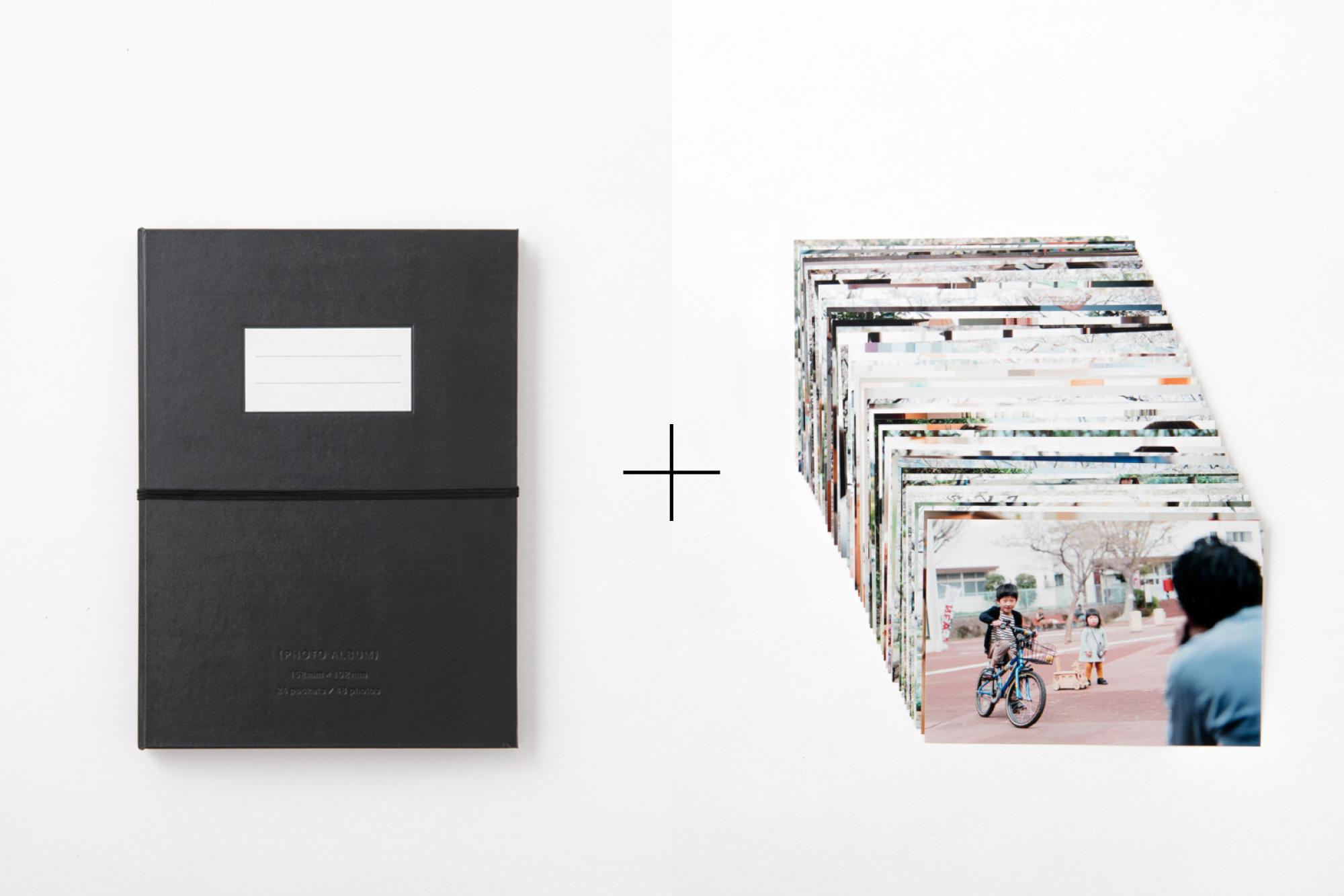 Photo album + Print [50]【セット商品】