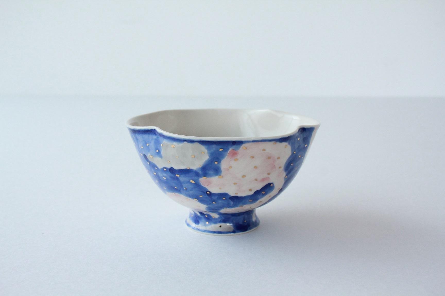 shuki flowerシリーズ デザート皿