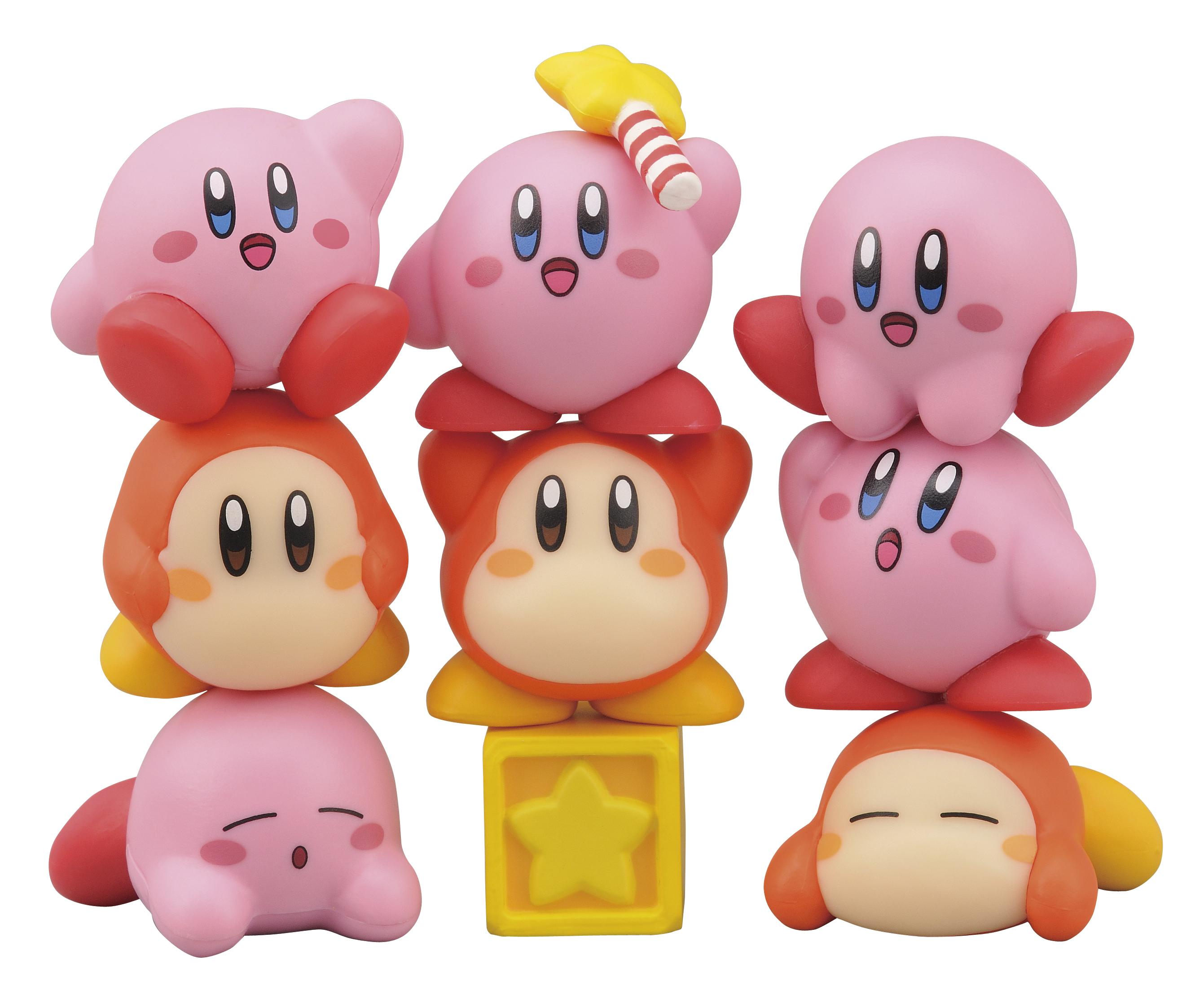 星のカービィ NOS-57 星のカービィ のせキャラ 星のカービィ②  Kirby  /  エンスカイ