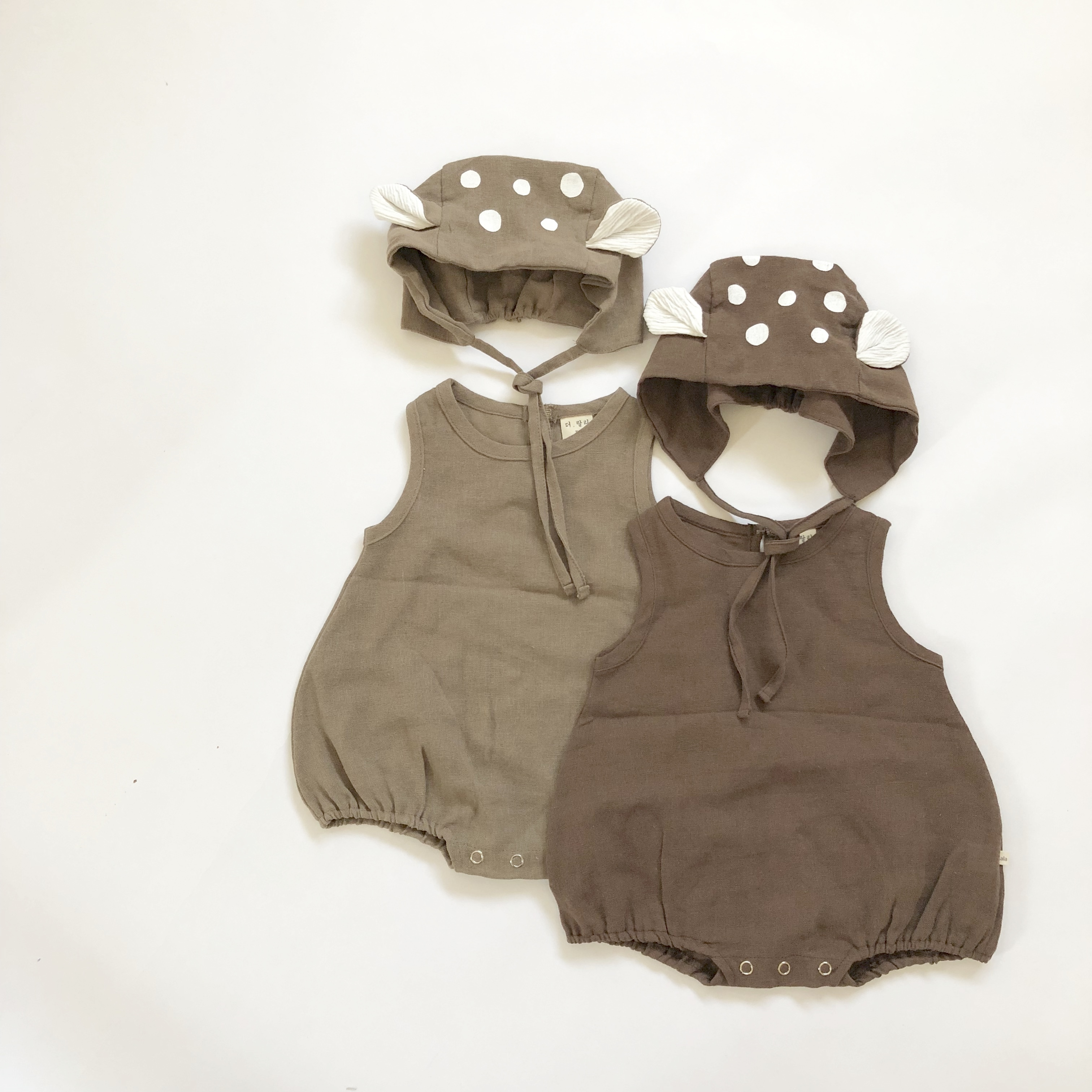 〈 184 〉Bambi rompers