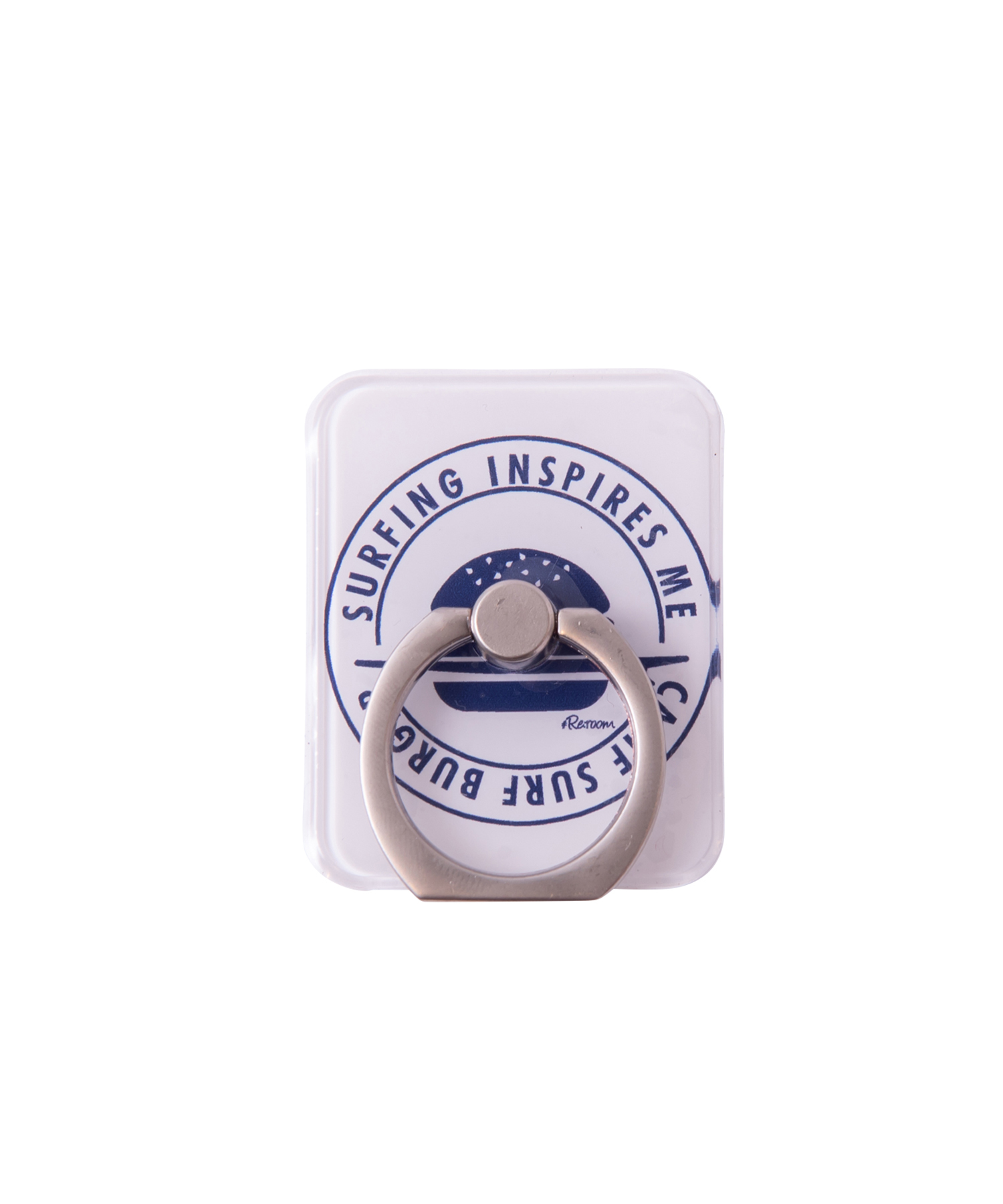 Re:room BURGER Smart Phone RING[REG051]