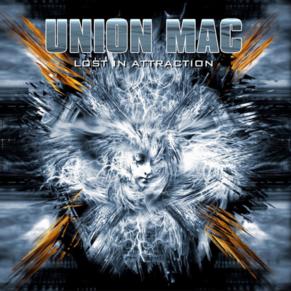 "UNION MAC ""Lost In Attraction""日本盤"