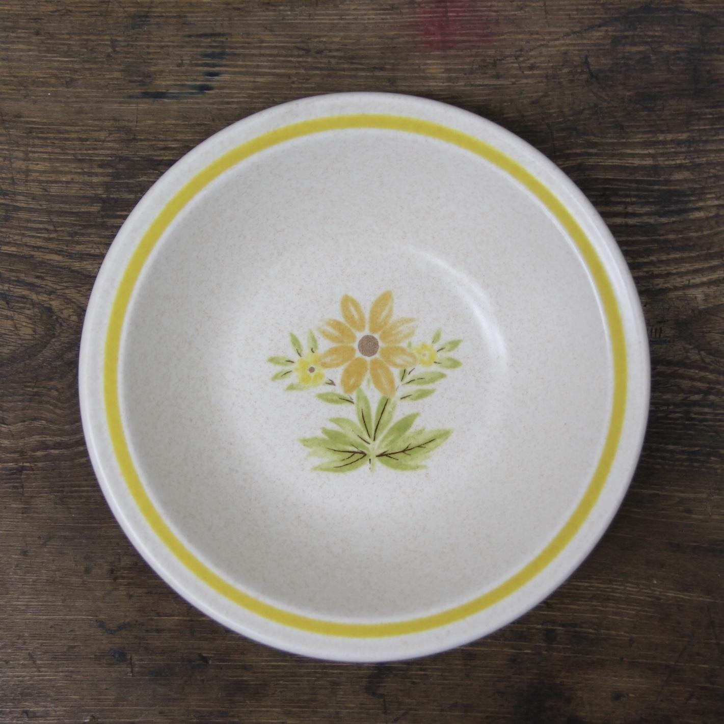 NIKKO 花柄ボウル皿 在庫1枚