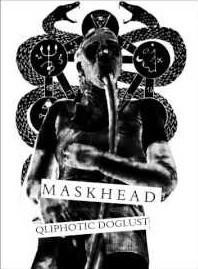 Maskhead - Qliphotic Doglus  Tape - 画像2