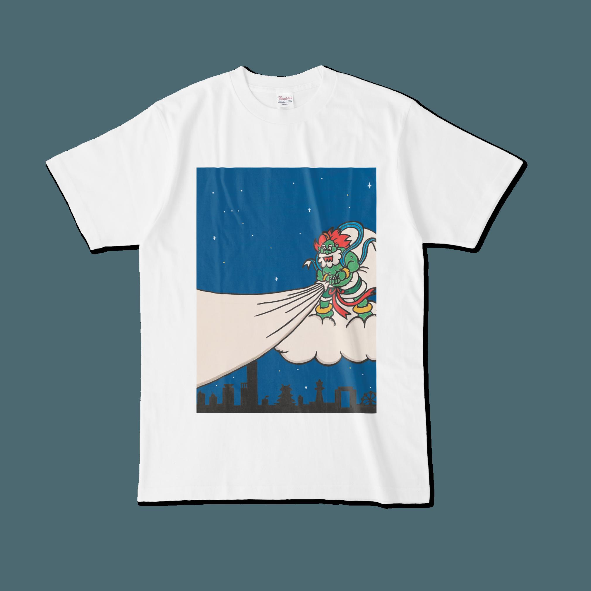 【税込・送料無料】ネゴシックス デザインTシャツ「出してません吸ってまんねん」