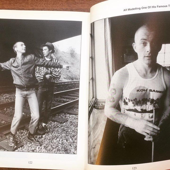 スキンズ(スキンヘッズ)写真集「Skins/Gavin Watson」 - 画像2