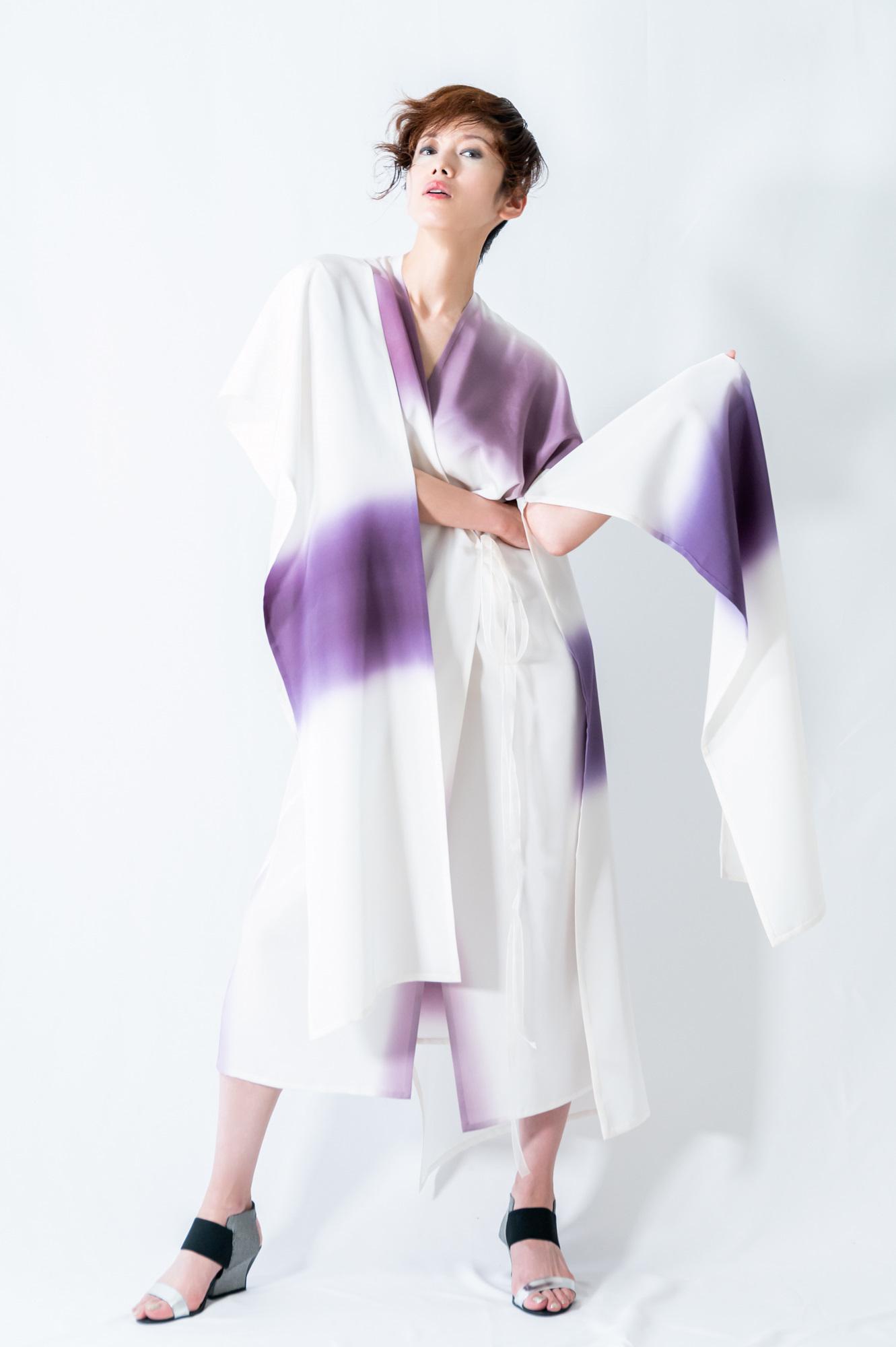 絹羽織 SARAPE_LONG