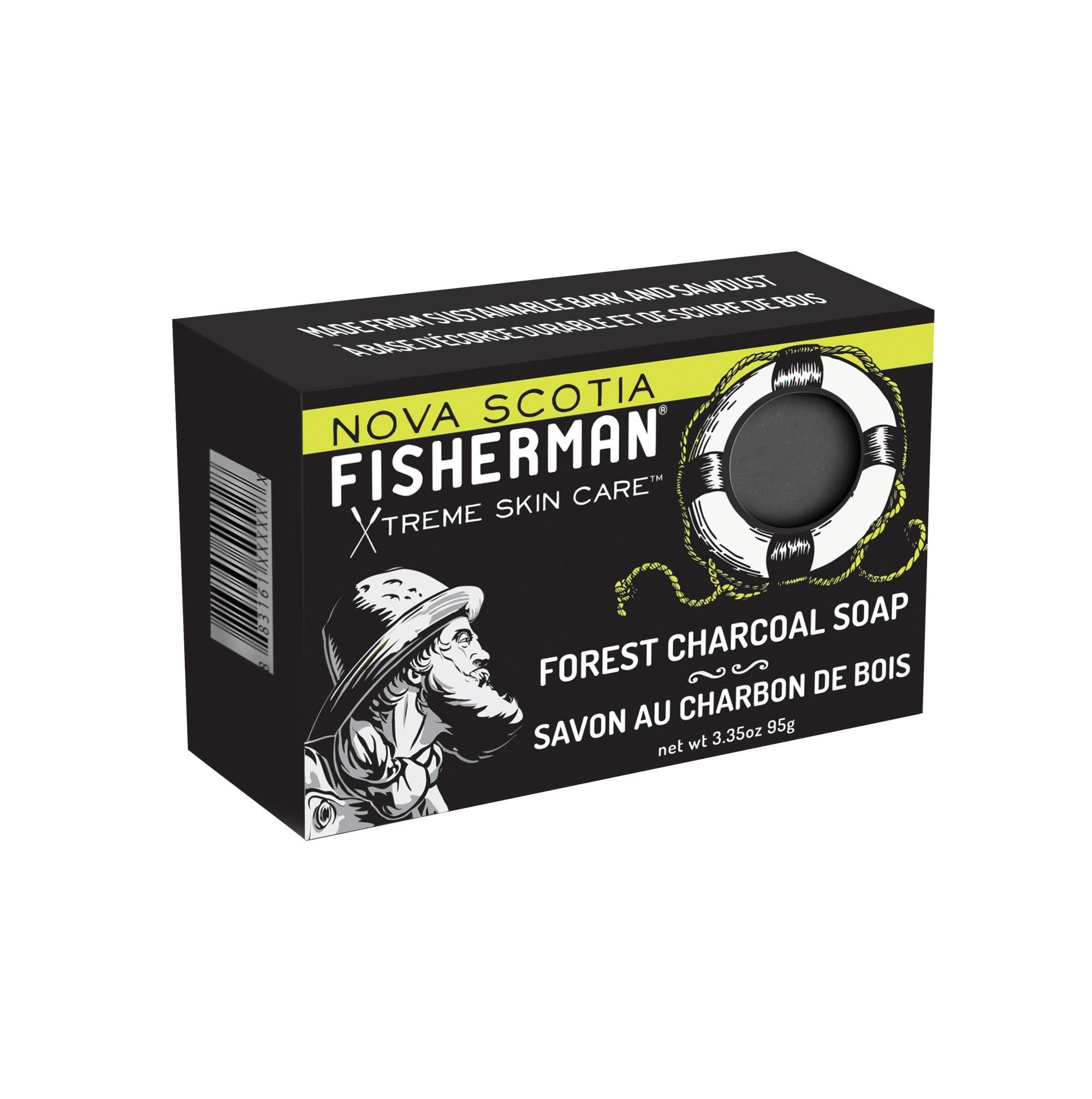 NOVA SCOTIA FISHERMAN(ノバスコシアフィッシャーマン) NATURAL BAR SOAP レスキューバームソープ